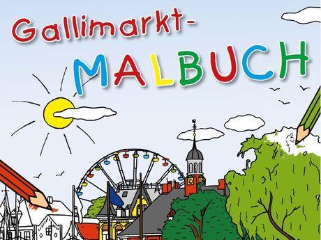 Das Gallimarkt-Malbuch
