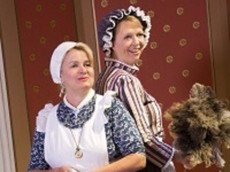 Trientje und Gertrude